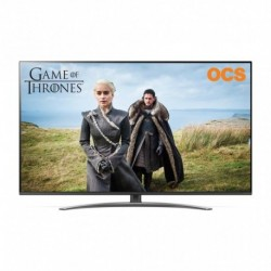 "LG TV LED Ultra HD NanoCell 55"" 139cm 55SM8200"