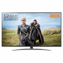 "LG TV LED Ultra HD NanoCell 65"" 164cm 65SM8200"