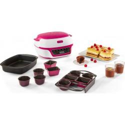 Tefal Cuisson festive Machine à gâteaux Cake Factory Délices KD810112