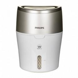 Philips Humidificateur d'Air Blanc Gris Perle HU4803/01