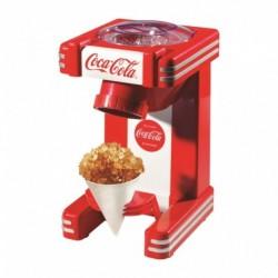 Simeo Machine à Granité Coca Cola Rétro 420W CC140