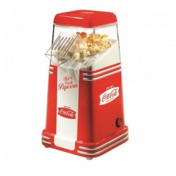 Simeo Machine à Pop-Corn Coca Cola Rétro 1100W CC120