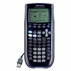 Texas Instruments TI 89 Titanium Noir