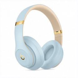 Beats Casque Studio 3 Wireless Bleu Cristal MTU02