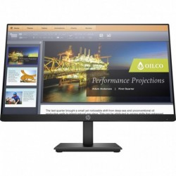 "Moniteur HP 21,5"" Full HD 5QG34AT"