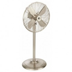 "Equation Ventilateur sur Pied ""Mini Cooma 4"" Diamètre 40cm 55W"