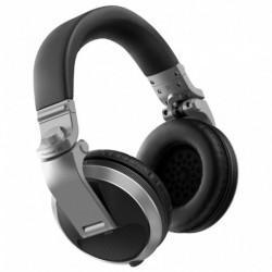 Pioneer DJ Casque Argent HDJ-X5-S