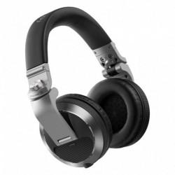 Pioneer DJ Casque Argent HDJ-X7-S