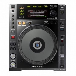 Pioneer DJ Platine Noir CDJ850K