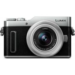 Panasonic Appareil Photo Hybride LUMIX DC-GX880K Argent + Objectif 12-32mm