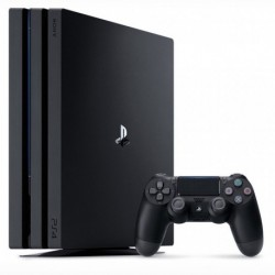 Sony Console PS4 Pro 1To Noir