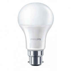 Philips ampoule LED standard B22 5,5W (40W) 2700K blanc chaud (lot de 2)