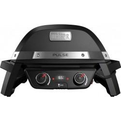 Weber Barbecue Électrique Noir 1800W Pulse2000