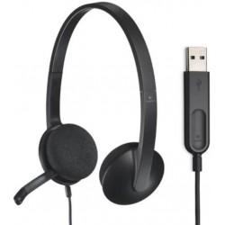 Logitech H340 Casque écouteur 981-000475 (H340)