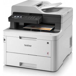 Brother Imprimante Multifonction 4 en 1 MFC-L3770CDW