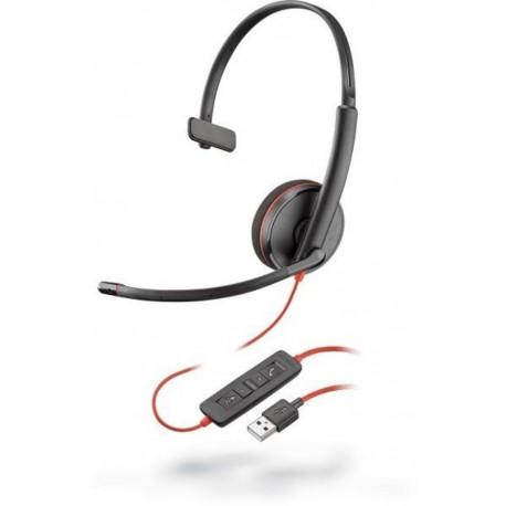 POLY BLACKWIRE C3210 USB-A 209744-101