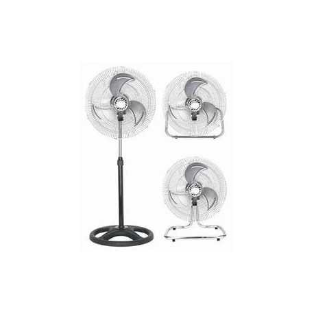 Domotech Ventilateur 3 en 1 Diamètre 45cm 50W