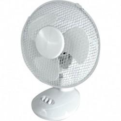 Daewoo Ventilateur Life Time Blanc 23cm
