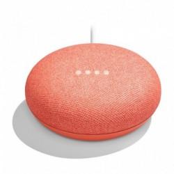 Google Assistant Vocal Google Home Mini Corail