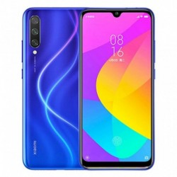 Xiaomi Smartphone MI A3 Bleu Double Nano Sim 64 Go