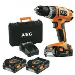 AEG Perceuse visseuse sans fil Power Tools BSB18G2LI-153C 18V 15Ah