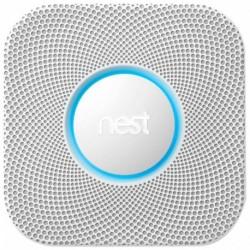 Nest Protect Détecteur de fumée et de monoxyde de carbone Nest Protect S3000BWFD