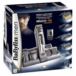 Babyliss For Men Tondeuse Multi 6