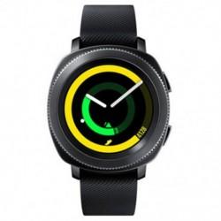 Samsung Gear Sport Gris Acier Fitness Black