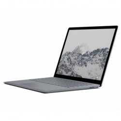 "Microsoft Surface Laptop i5 2,5GHz 4Go/128Go SSD 13,5"" Platine"