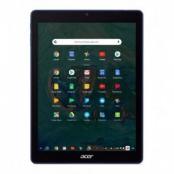 Acer Tablette Android Chrometab D651N-K8FS Bleu Noir