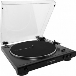Audio Technica Platine vinyle AT-LP60XBK