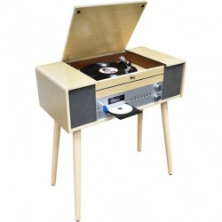 Dual Platine vinyle DL-P25-001