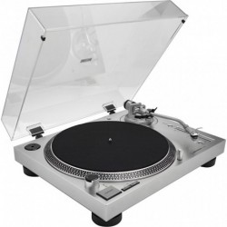 Audio Technica Platine vinyle AT-LP120XUSBSV